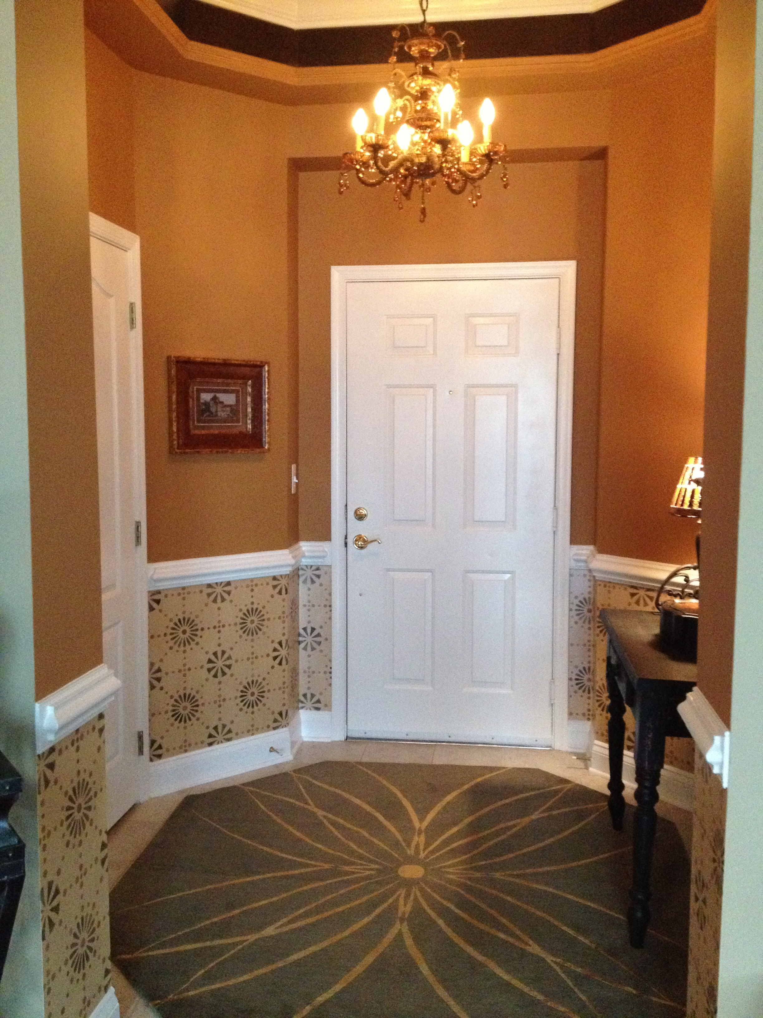 Foyer Paint Finish : Artistry paint fine finishes decorative painting